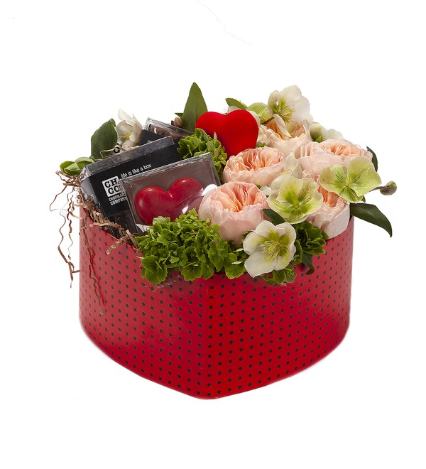 Подарочная коробка Дебюсси – фото № 5