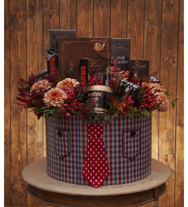 Подарочная коробка Храброе сердце – фото № 1