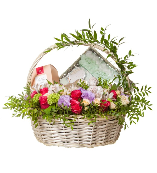 Gift Basket Tender Dreams – photo #4
