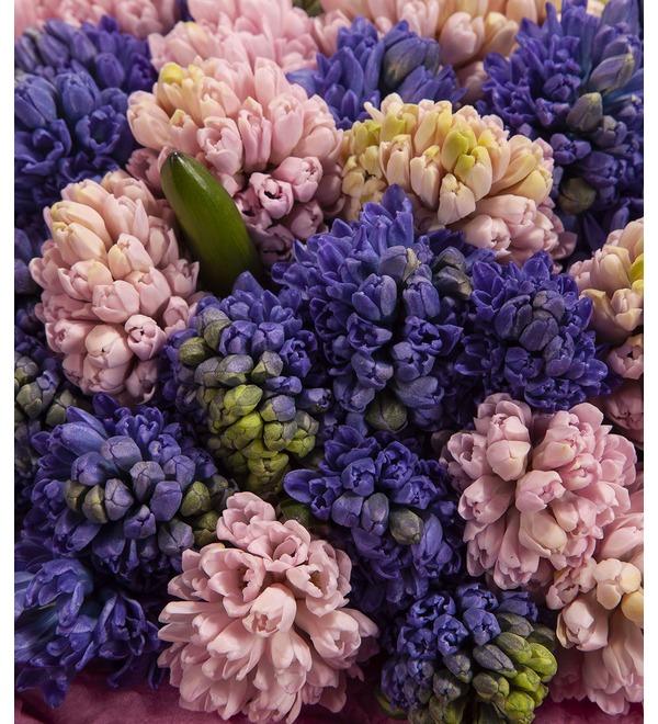 Букет-дуэт Цветочная симфония (15,25,35,51 или 75) – фото № 3