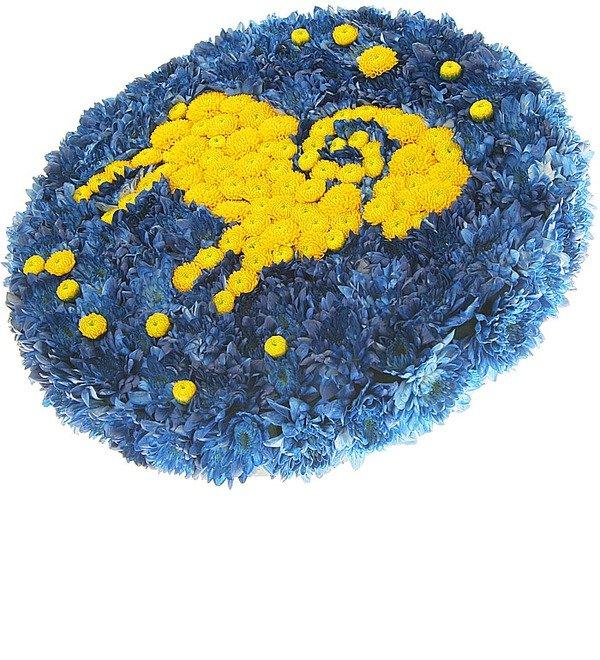 Композиция Знак зодиака Овен (21 марта - 20 апреля) – фото № 2