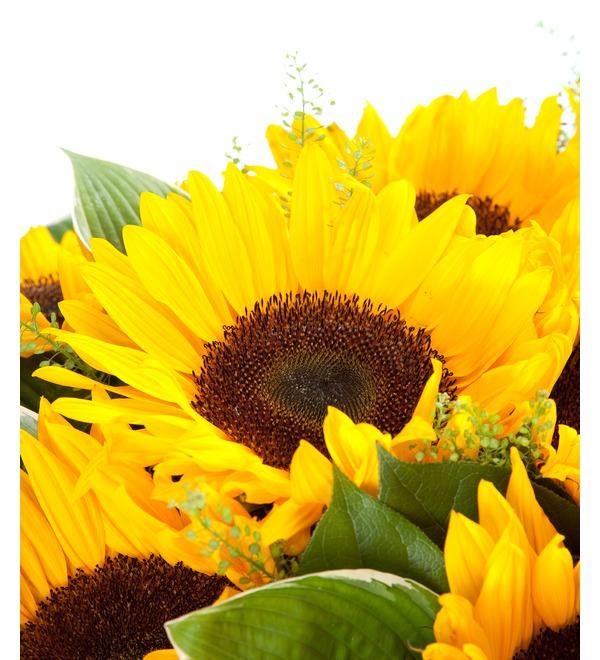 Bouquet Sunflowers – photo #5
