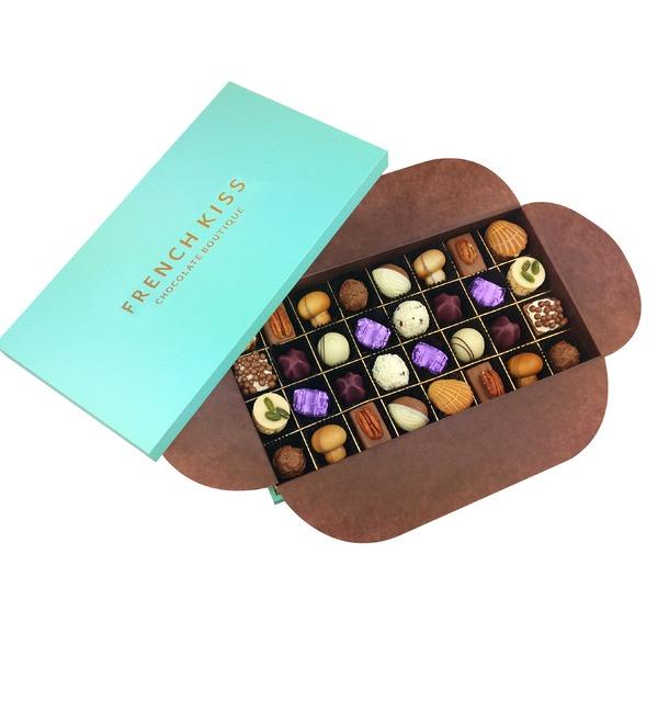 Конфеты ручной работы из бельгийского шоколада Милон-ла-Шапель – фото № 1