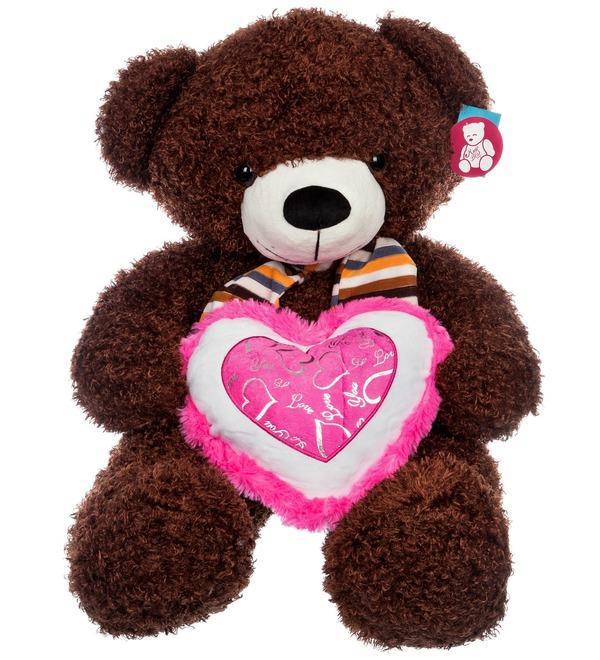 Мягкая игрушка Медведь Тимоша (60 см) – фото № 1