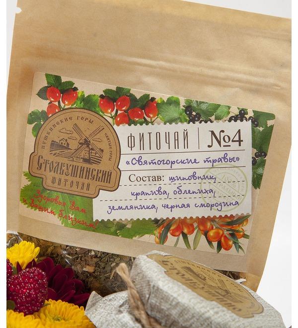 Подарочная корзина Ароматные ягодки – фото № 3