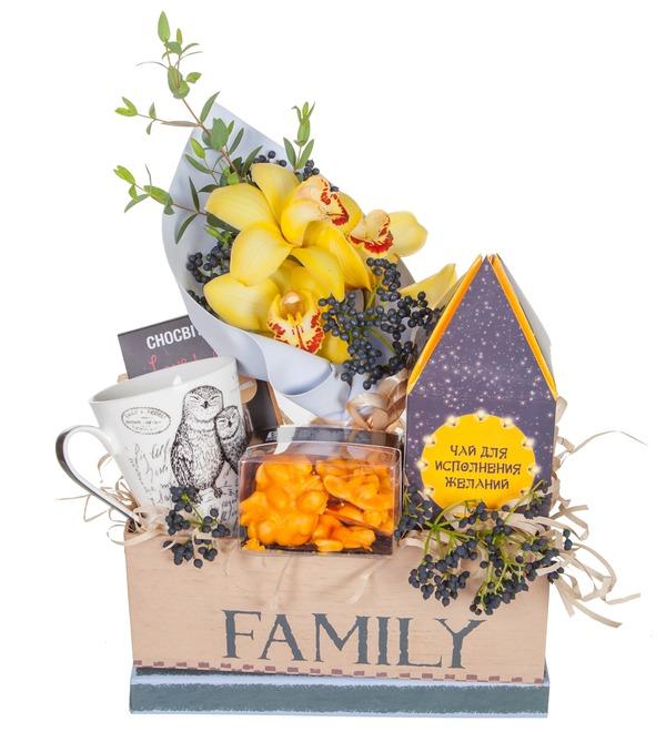 Подарочная коробка Семейный уют – фото № 5