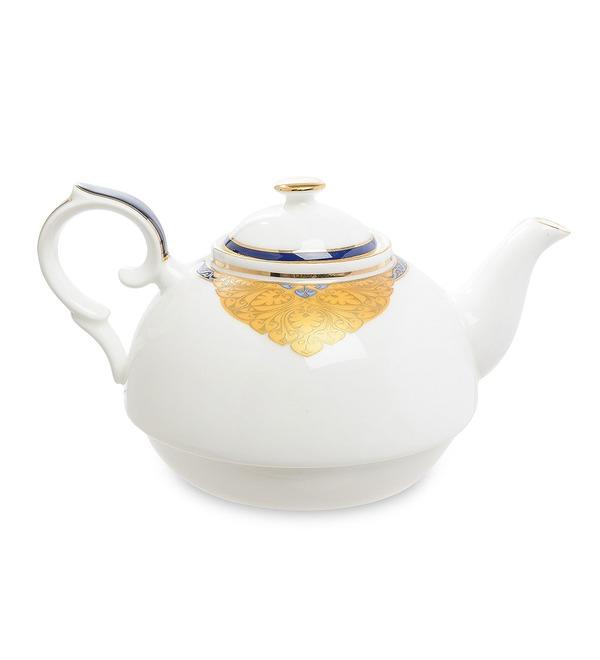 Чайный набор Золотой Палермо (Gold Palermo Pavone) – фото № 2