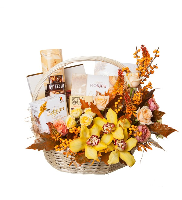 Gift Basket Golden Veil – photo #5