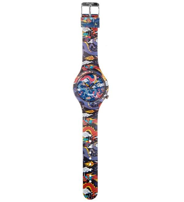 Часы Doodle Рыцарь драконов – фото № 3