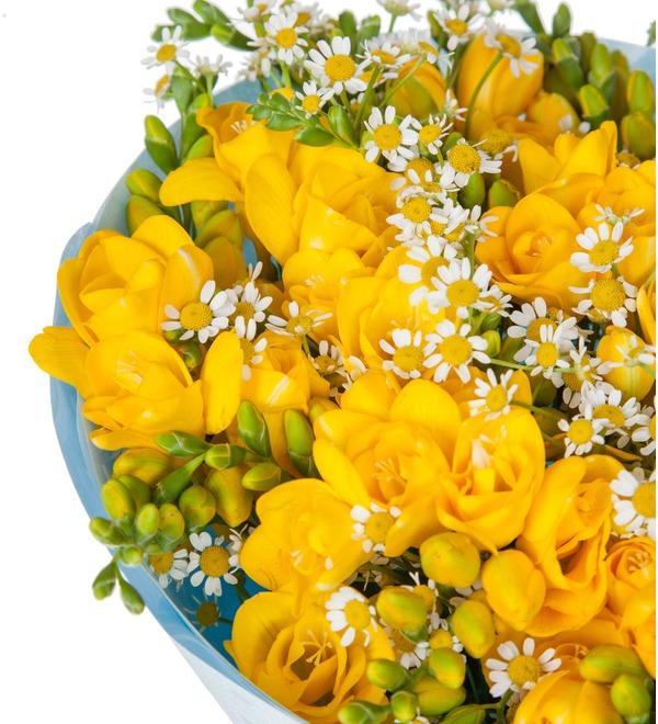 Букет Полевые цветы – фото № 2