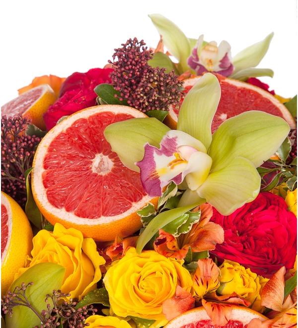 Bouquet Citrus fragrance – photo #2