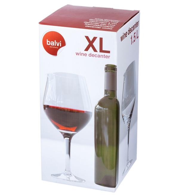 Декантер для вина (1,5 литра) – фото № 3