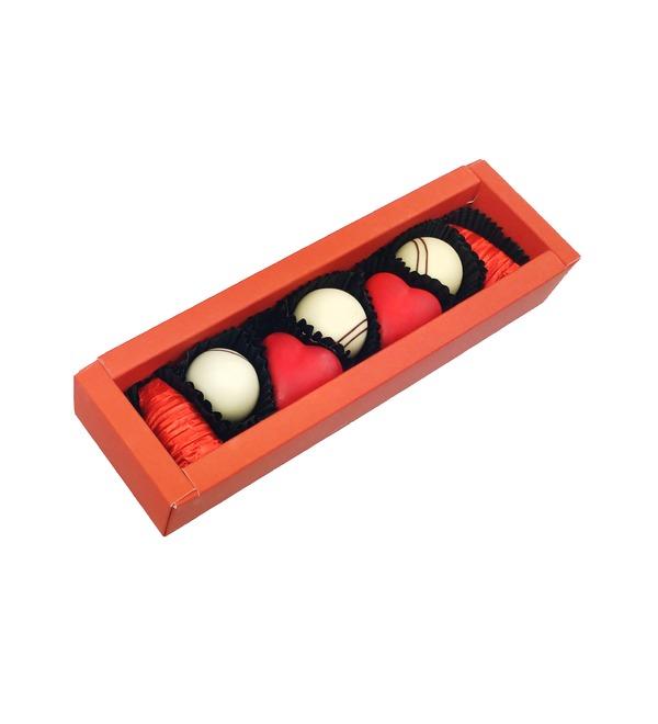 Конфеты ручной работы из бельгийского шоколада Локирк – фото № 1