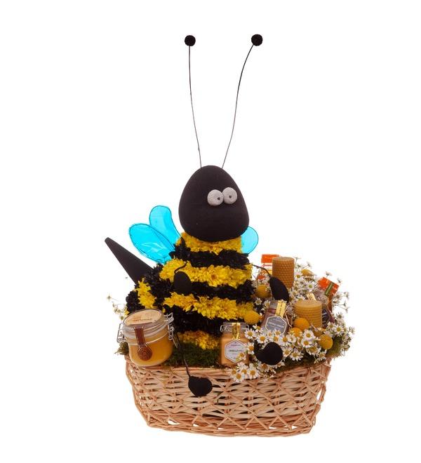 Gift basket Funny bee – photo #4