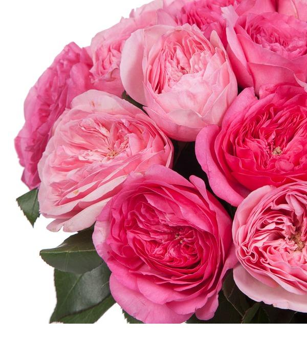 Букет из пионовидных роз Для самой красивой! – фото № 3