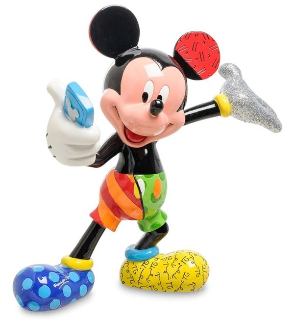 Figurine Mickey Mouse Selfi (Disney) – photo #1