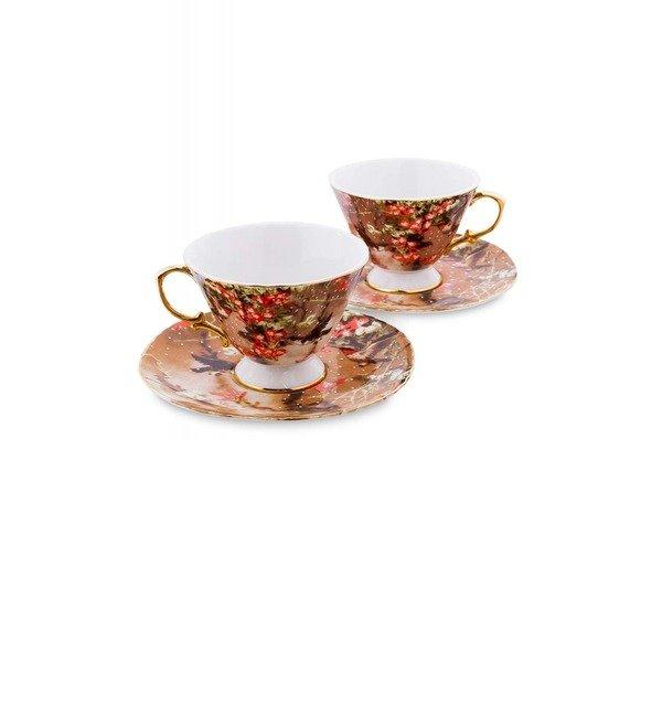 Чайный набор на 2 персоны Дольче Вита (Pavone) – фото № 1
