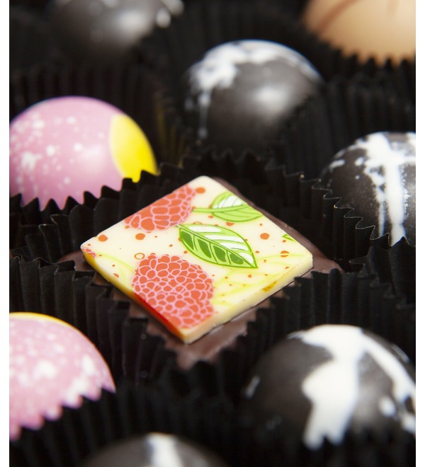 Конфеты ручной работы из бельгийского шоколада Шотландия – фото № 3
