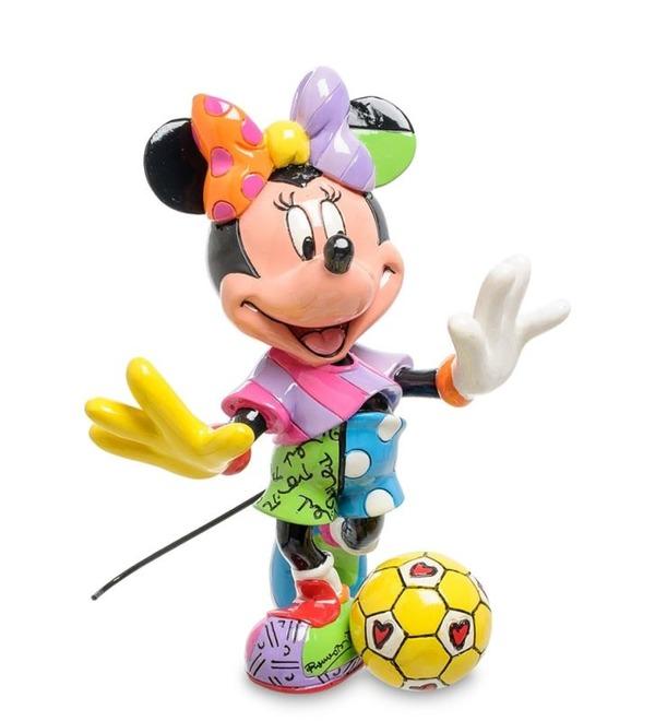 Фигурка Минни Маус футболистка (Disney) – фото № 1