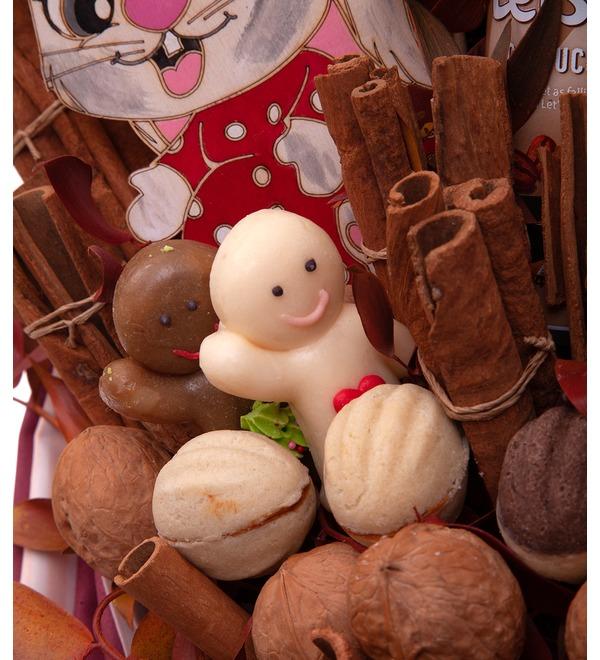 Продуктовый букет Осенний уют – фото № 2