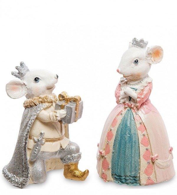 Статуэтка Пара мышей – фото № 1
