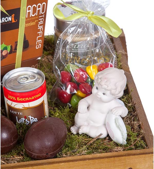 Подарочное кашпо Весенний праздник – фото № 2