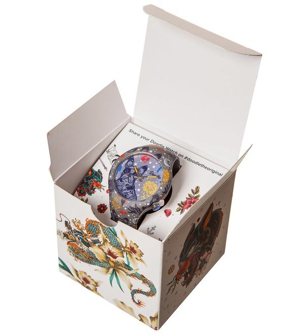 Часы Doodle Французский бульдог – фото № 4