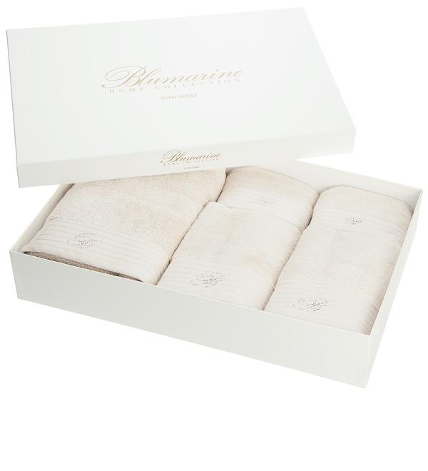 Комплект из 5 полотенец Blumarine – фото № 1
