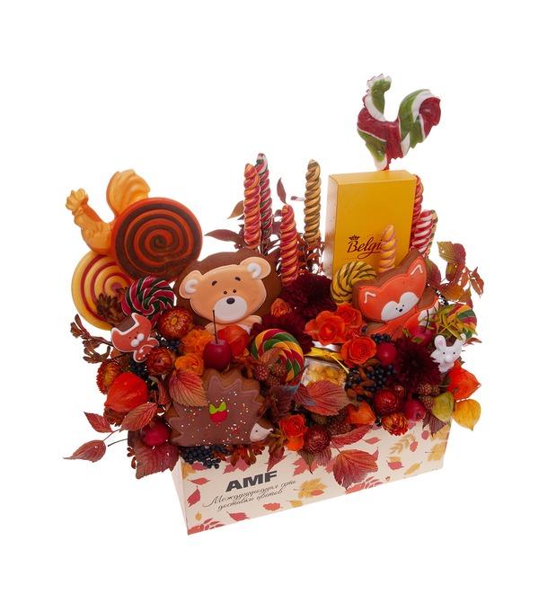 Подарочная коробка Сладкая осень – фото № 5