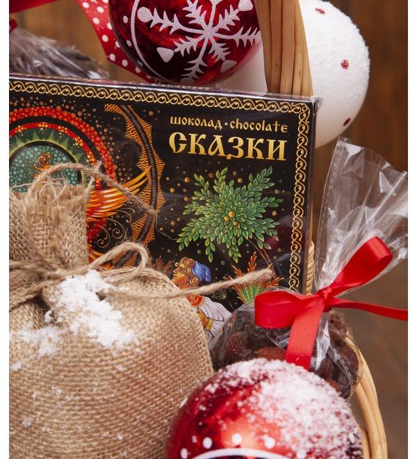 Подарочная корзина Конфетки-бараночки – фото № 3