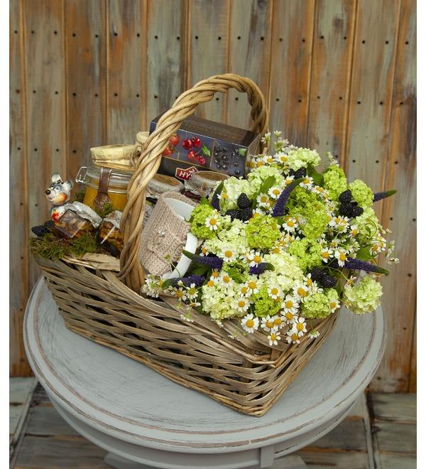 Подарочная корзина Ягодный сбор – фото № 1