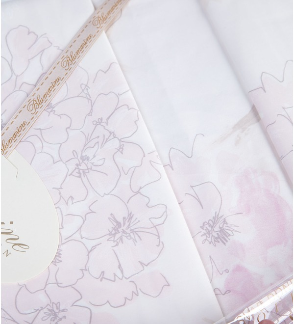 Bed linen set Inspiration Blumarine – photo #2