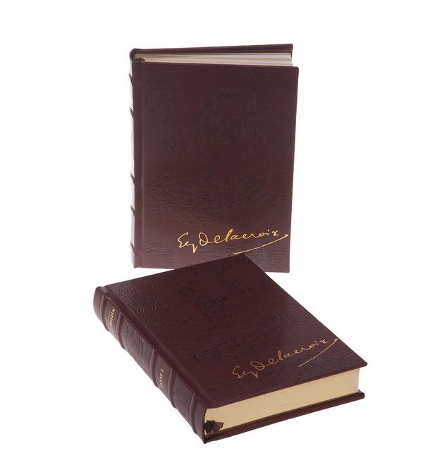 Подарочный набор Э.Делакруа Дневник в 2х томах – фото № 3