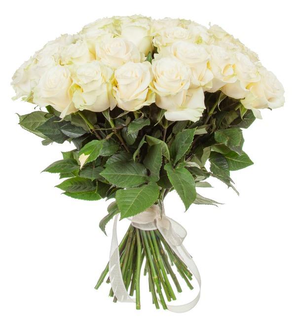 Bouquet of Ecuadorian Mondial Roses (25, 51, 75 or 101) – photo #4