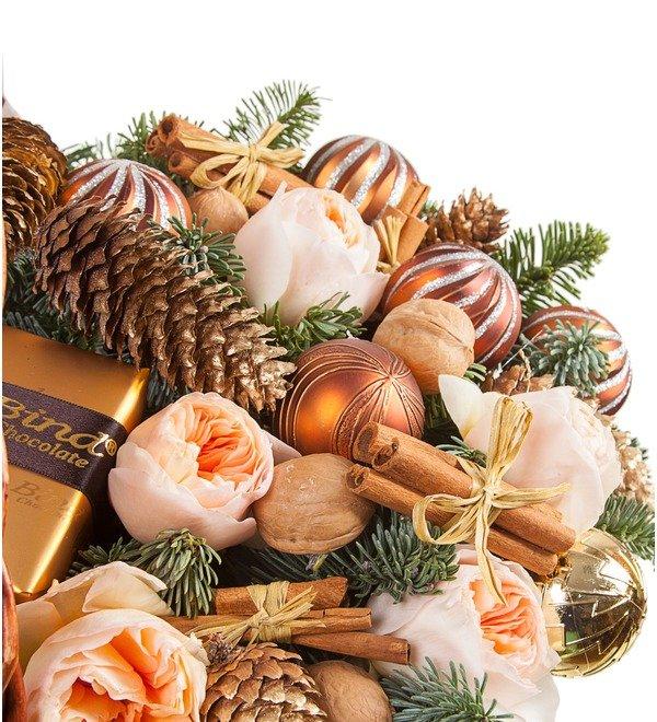 Gift basket Cinnamon and Chocolate – photo #3