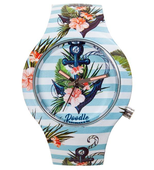 Часы Doodle Морской якорь – фото № 1