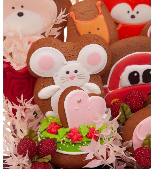 Подарочное кашпо Любимые сладости – фото № 3