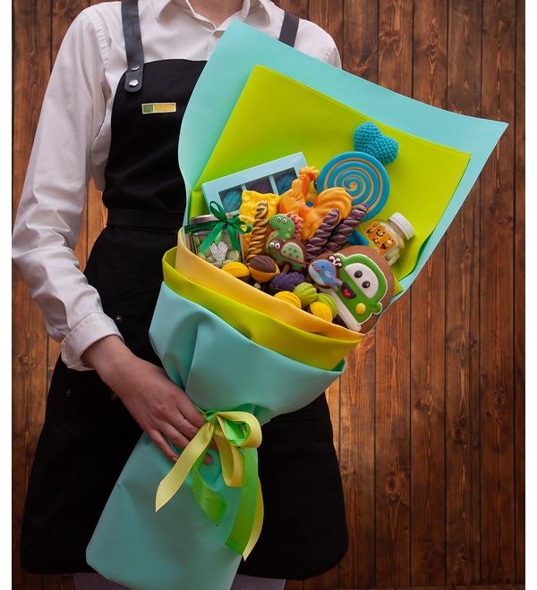 Продуктовый букет Озорник – фото № 1