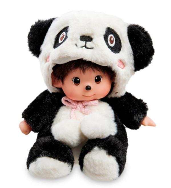 Figure the Kid in a Pandas suit – photo #1