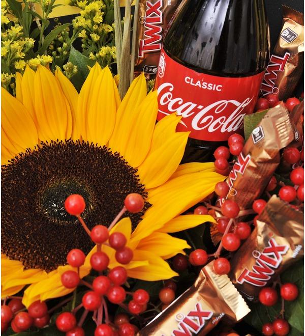 Продуктовый букет Сладкая осень – фото № 2