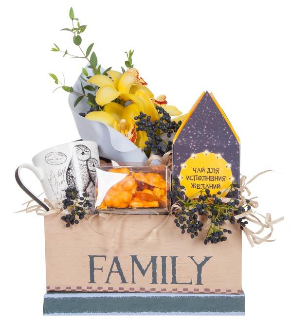 Подарочная коробка Семейный уют – фото № 4