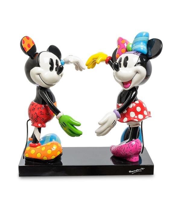 Фигурка Микки и Минни Маус (Disney) – фото № 1