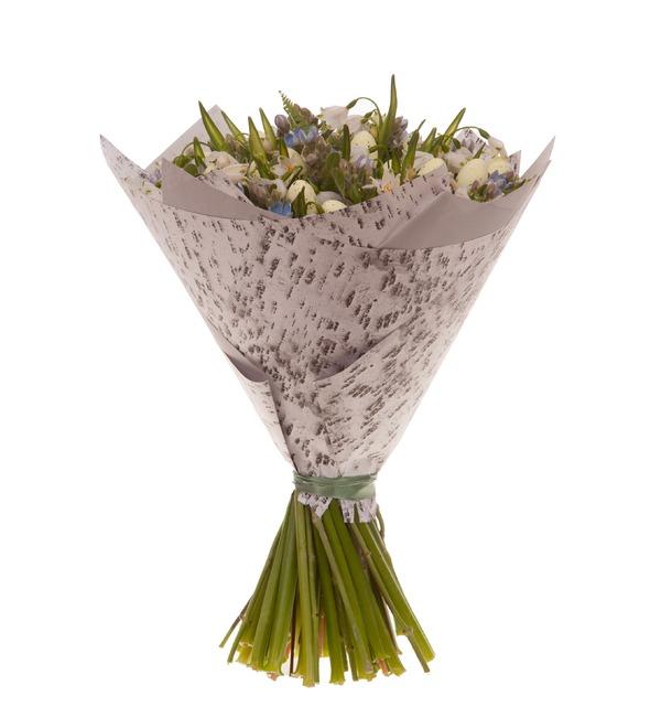 Букет Первые цветы – фото № 4