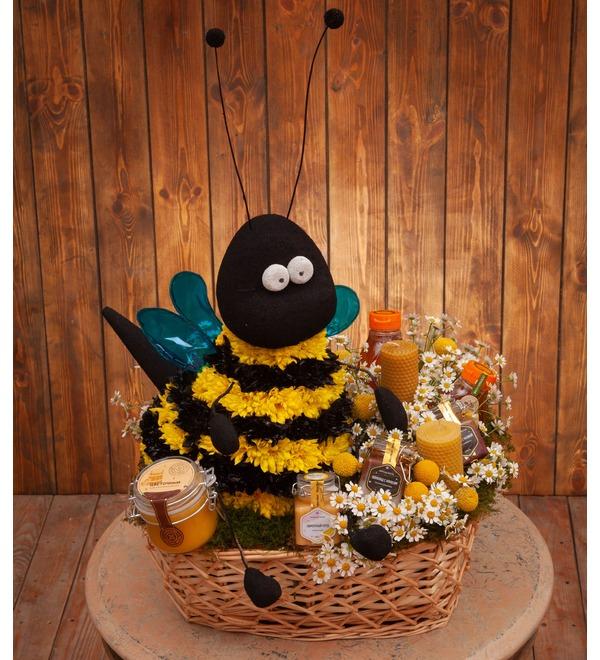 Gift basket Funny bee – photo #1