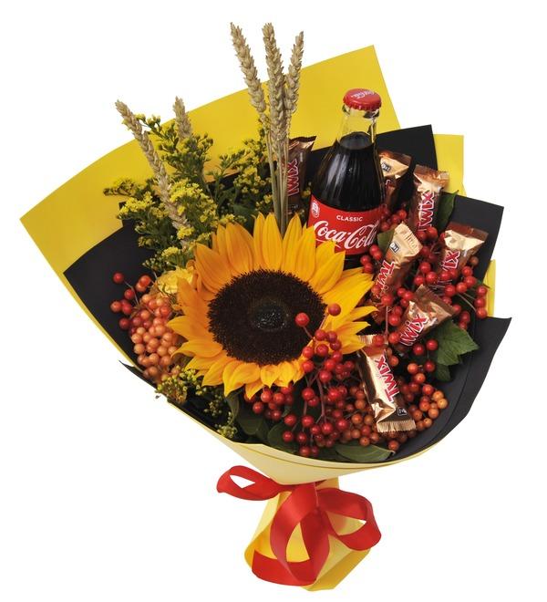 Продуктовый букет Сладкая осень – фото № 3