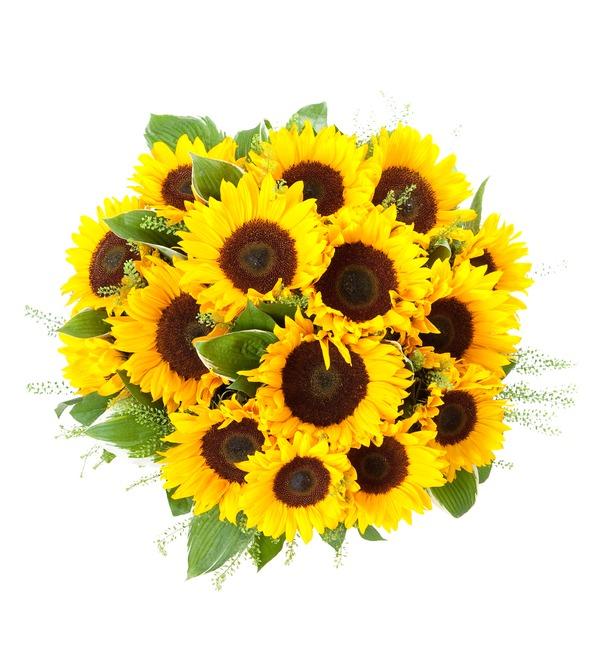 Bouquet Sunflowers – photo #3