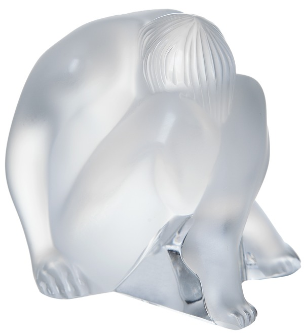 Crystal figure (LALIQUE, France) – photo #1