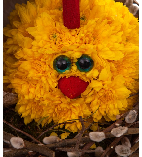 Композиция Цыплёнок – фото № 3
