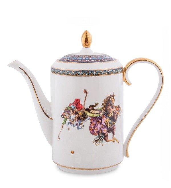 Чайный сервиз на 6 персон Восточное Поло (Pavone) – фото № 2