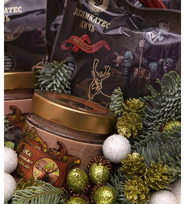 Подарочная корзина Мясное ассорти – фото № 2